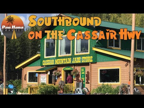 RV to Alaska: Southbound on the Cassiar Highway and Free Camping #RVAlaska