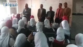 بالفيديو : وكيل تعليم مطروح يشيد بدعم المحافظ للمنظومة