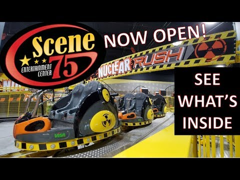 Inside Scene75 Columbus - Now Open!