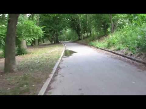 Van Cortlandt Park entrance