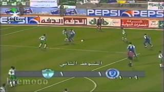 ملخص مباراة الهلال والاهلي 2 / 1  نهائي دوري عام  1416هـ  HD