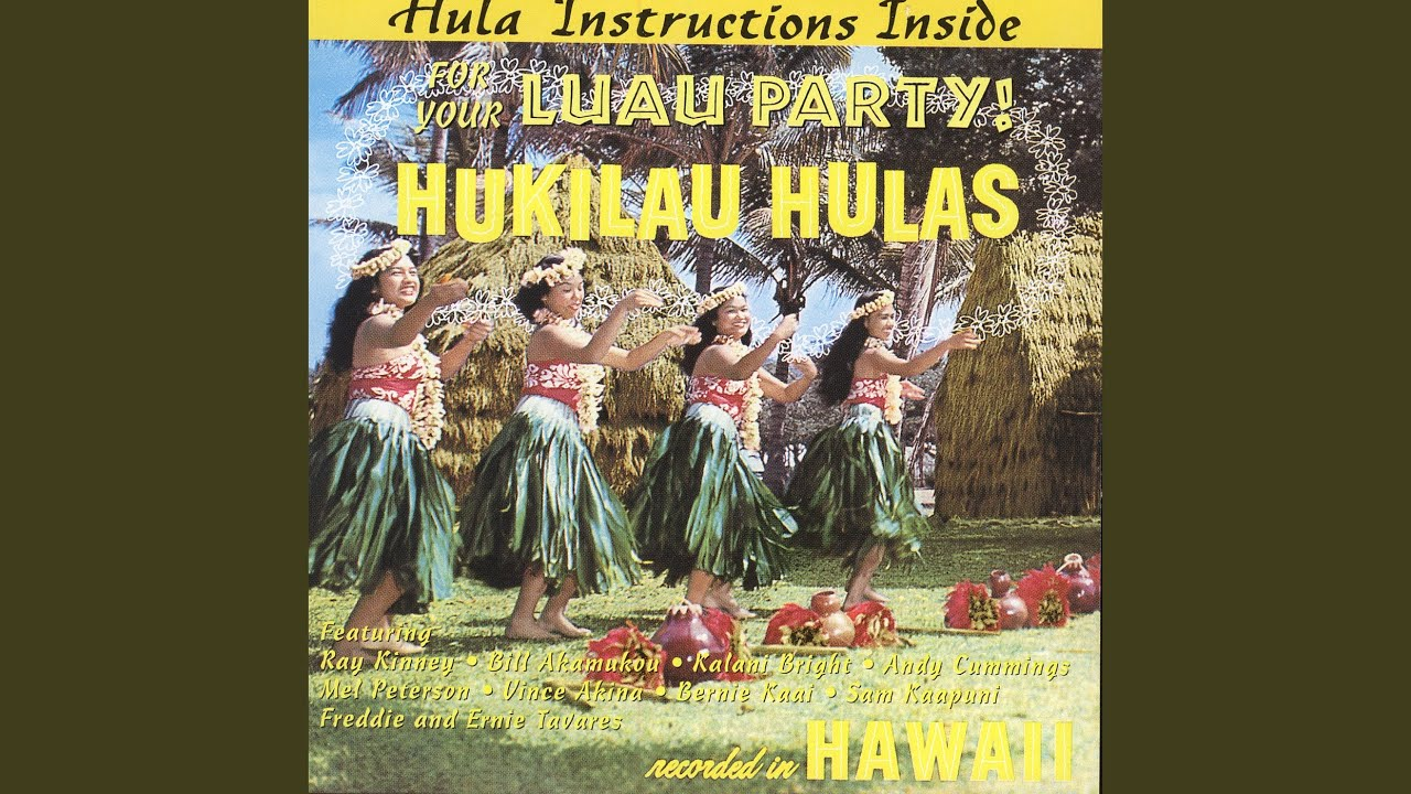 the hukilau ) note: hukilau, like all hawaiian words, is the same both singular and plural donna gomez: in a hukilau, you leave the ends of one side of a huge fishing net on the beach and take the rest of the net out on a boat.