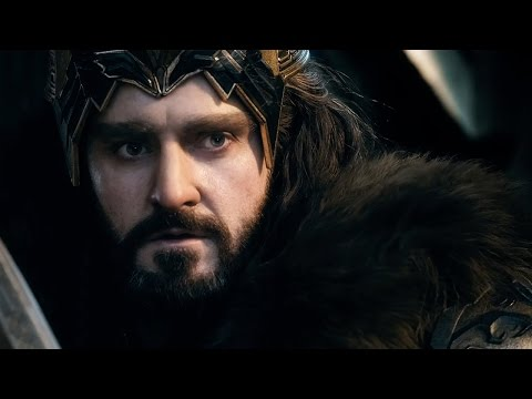 The Hobbit: The Battle of the Five Armies - Official Main Trailer [HD]