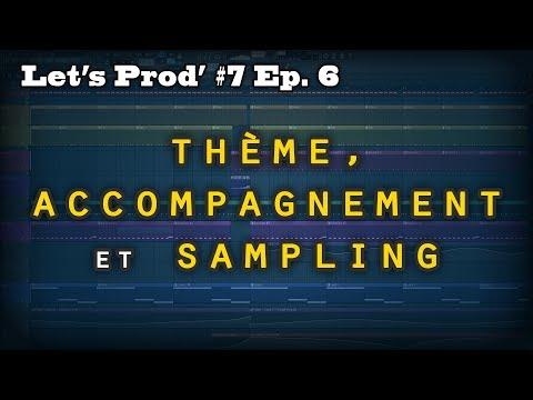 Let's Prod' #7 Ep. 6 - Hardtek/Acid | Mélodies, sampling et acidification ! 😝😈