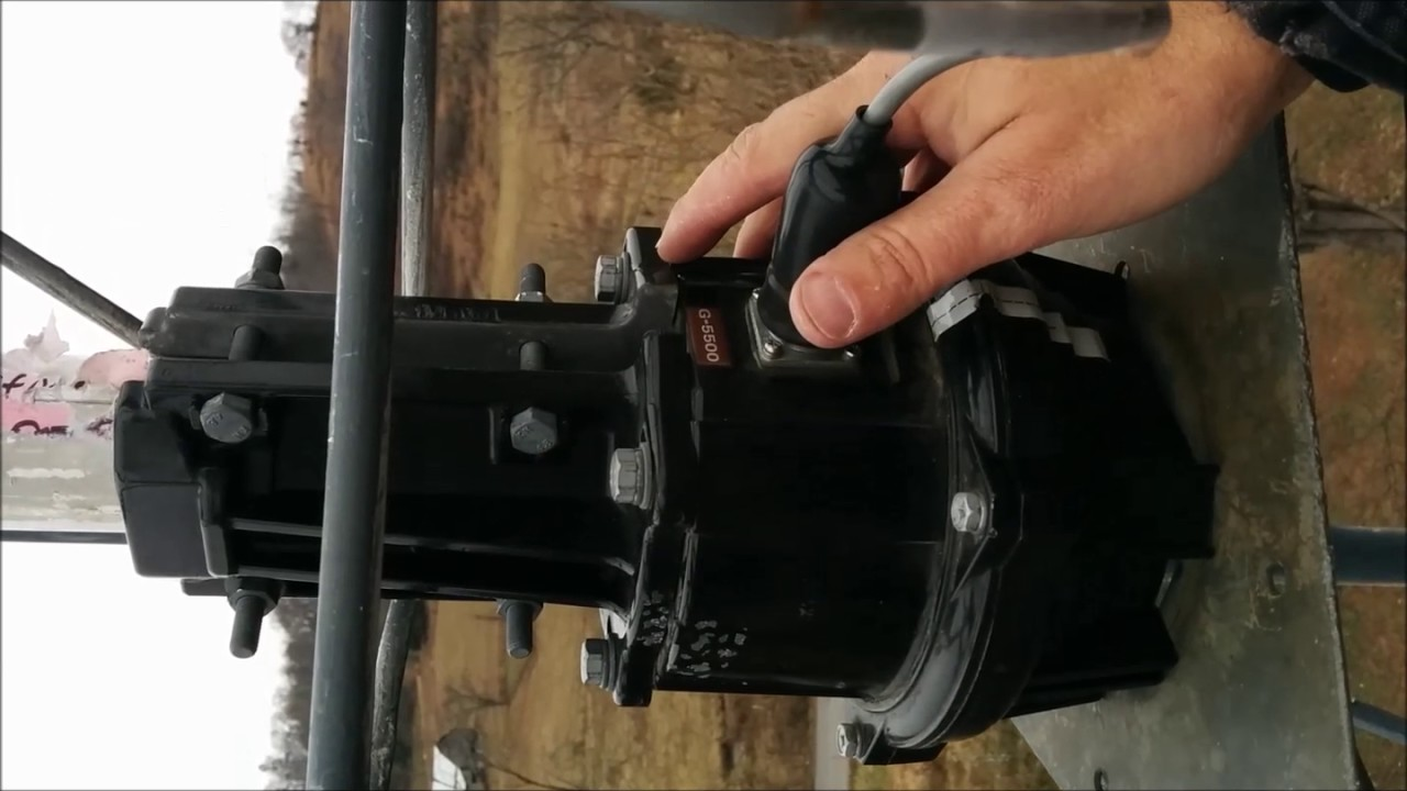HF 4 element 10-20 meters beam Install AJ4G Ham Shack