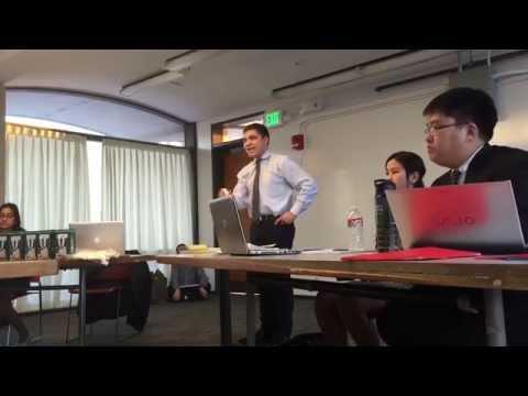 Harvard 2015 Public Forum Debate Round Robin Finals