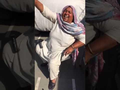 Old Punjabi women singing song