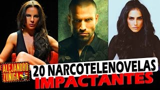 20 Narconovelas IMPACTANTES!! Top 20