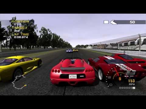 PGR2 Fastest Cars