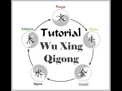 TUTORIAL - Qigong de los 5 Elementos - Wu Xing