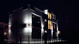 видео Функциональный дом в стиле модерн