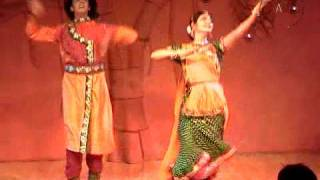 Fantastic Lucknow Kathak Tukda in 16 beats