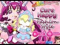 CURE HAPPY FASHION STYLE - DRESS UP GAME