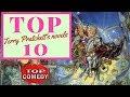My Top 10 Terry Pratchett's Best Discworld Novels