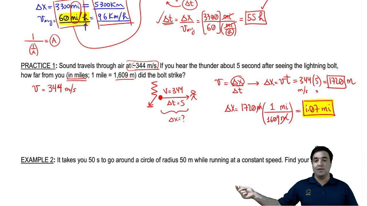 2. 1. 1 find average speed given two rates and two times-word.