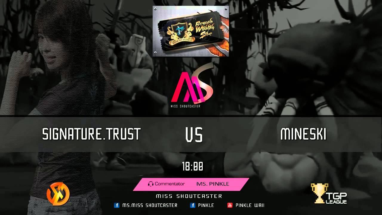 trust vs mistrust