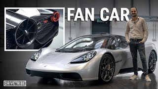 The £2.5 million V12 GMA T.50 is the next McLaren F1 - and it uses a fan to create downforce