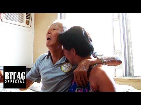 98-yr-old Lolo, love sick kay Lola! Nagpa-rescue kay BITAG!