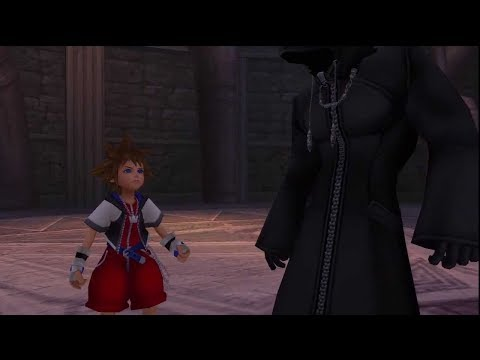 Kingdom Hearts 1.5 - Unknown/Xemnas No Damage with Restrictions (LV1 Proud Mode)