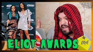 ELIOT AWARDS 2018: MEJORES VESTIDOS!! // gwabir