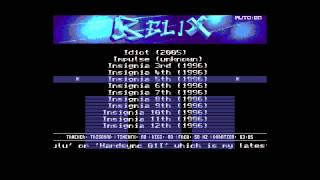 Relix by Paradox and DHS (Atari ST music demo)
