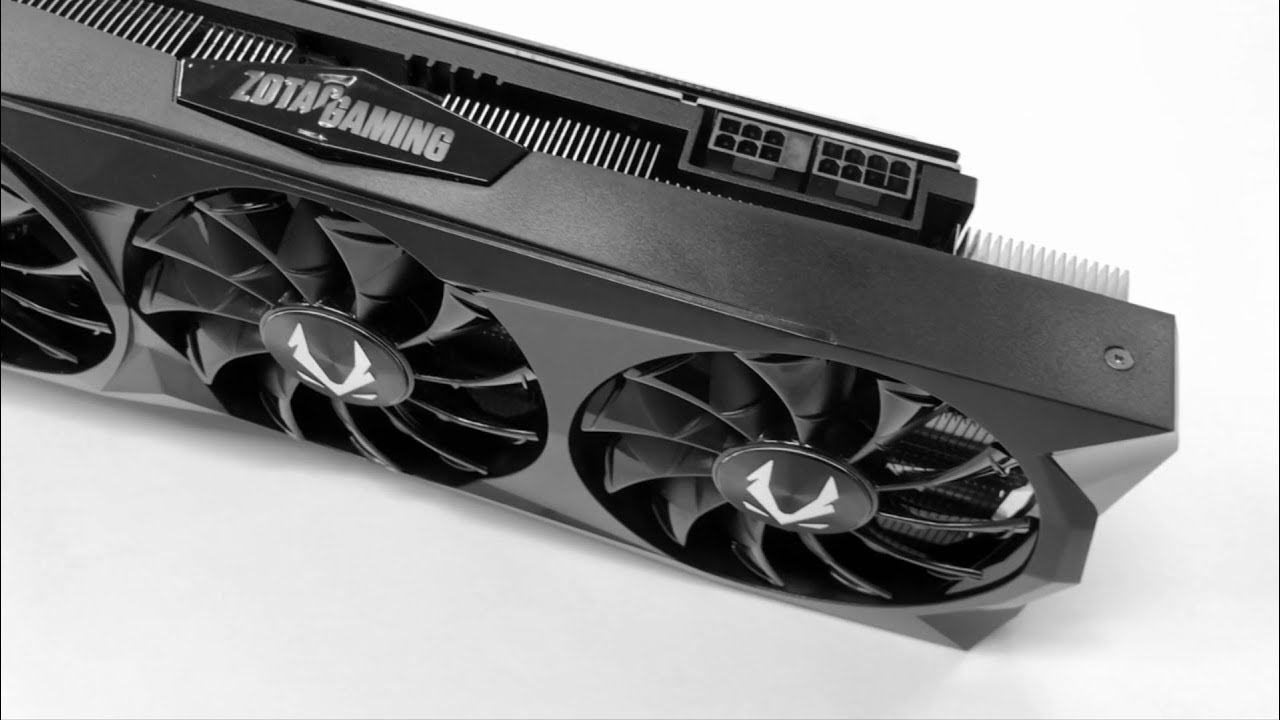 ZOTAC GAMING GeForce RTX 20 Series - spotted in the wild!