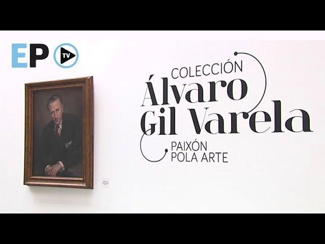 Colección Álvaro Gil en el Museo Provincial
