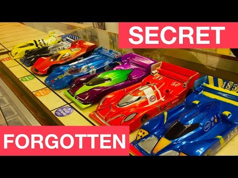 Secret Way Into Engineering and Racing – SLOT CARS!