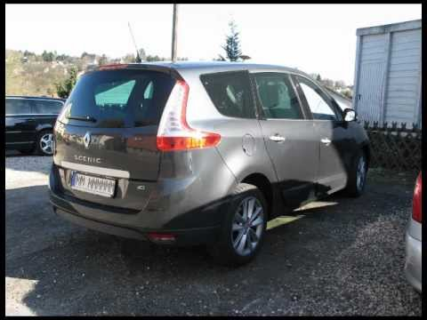 renault grand scenic 2011 youtube. Black Bedroom Furniture Sets. Home Design Ideas