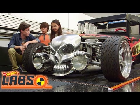 Süper Boy | Hot Wheels Labs | Hot Wheels