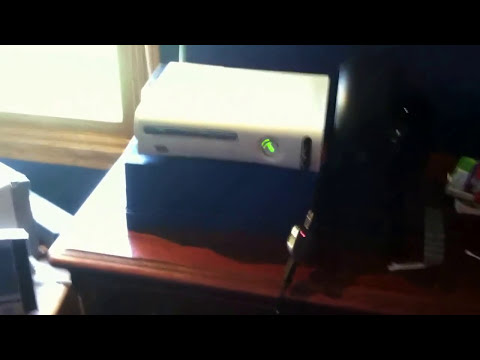 How to dust your xbox 360 without opening it!