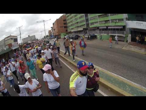 Marchando por una mejor Venezuela