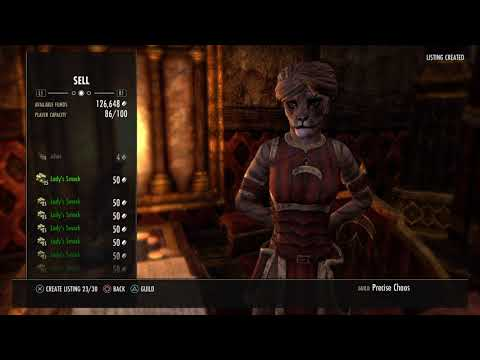 Why Bank Gold In Eso