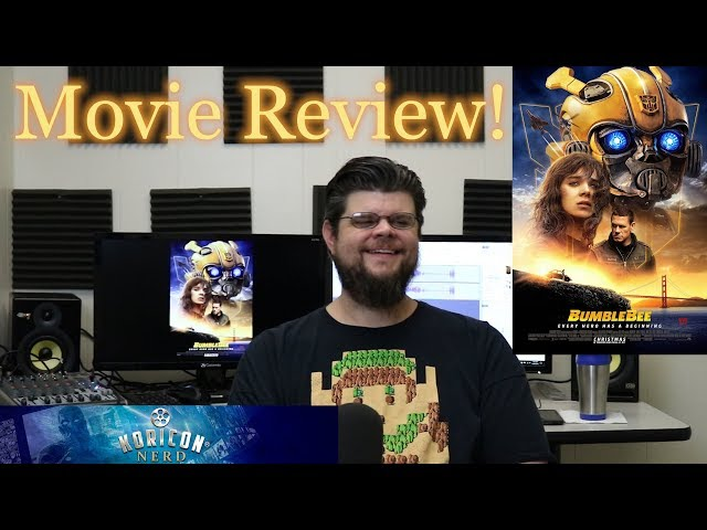 🔵🎥 Bumblebee - Movie Review!