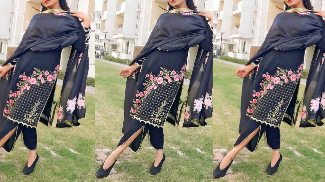 Latest Punjabi Suit For Girls Latest Punjabi Suit Designs 2019 2020 Youtube