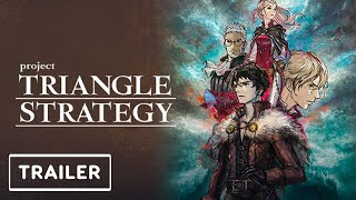 Project Triangle Strategy - Release Date Trailer | Nintendo Direct