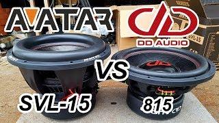 Video Avatar SVL-15 VS DD Audio 815 Comparison & Unbox With English Subtitles download MP3, 3GP, MP4, WEBM, AVI, FLV September 2018