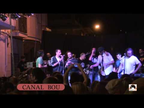 "Gramoxone Ska Band ""Canal Bou"" Cambra Records."