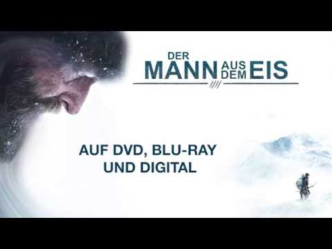 DER MANN AUS DEM EIS Blu-ray Trailer Deutsch German (2018)