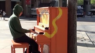 Denver Morning Piano, Part 1a