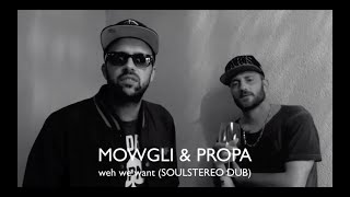MOWGLI & PROPA ON THROW ME CORN RIDDIM BY SOUL STEREO DUBPLATE 21 WITH