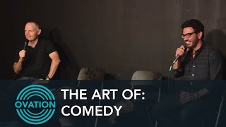 The Art Of: Comedy - Bill Burr and Al Madrigal