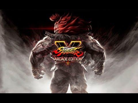 Street Fighter V: Arcade Edition - Announcement Trailer