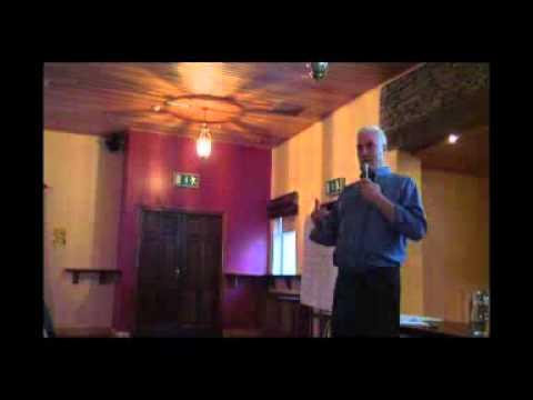 Ben Gilroy in Wicklow, Part 1.