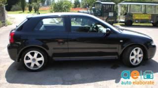 Audi Audi s3  -2001- Tuning