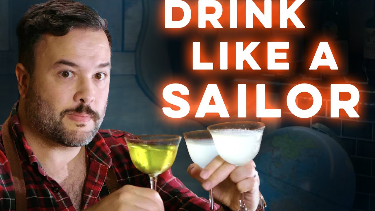 The Gimlet, a Cure for Scurvy | How to Drink