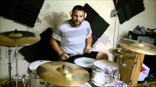 The Mars Volta Cicatriz ESP drum cover