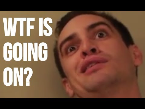 WHAT IS GOING ON IN BRENDON URIE'S MIND? - YouTube