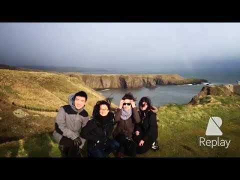 ISUK Tours - Stonehaven & Aberdeen Day Trip
