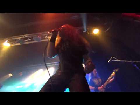 Domine - Anthem (a declaration of war) + Thunderstorm [live]